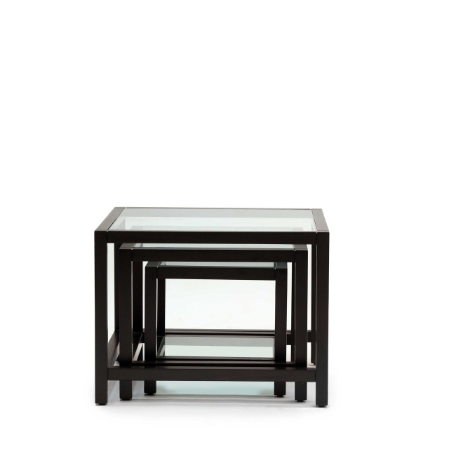 cusp side table