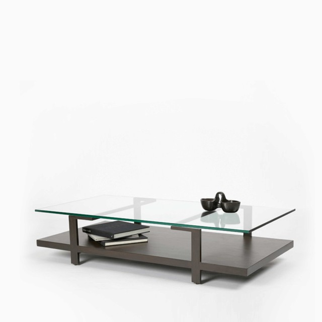 dual center table