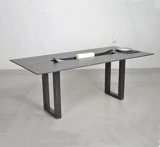 canoe dining table