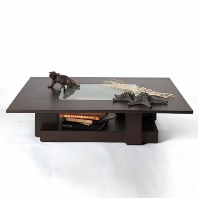 mitre centre table