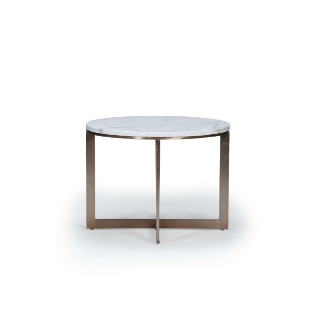brazil bronze side table