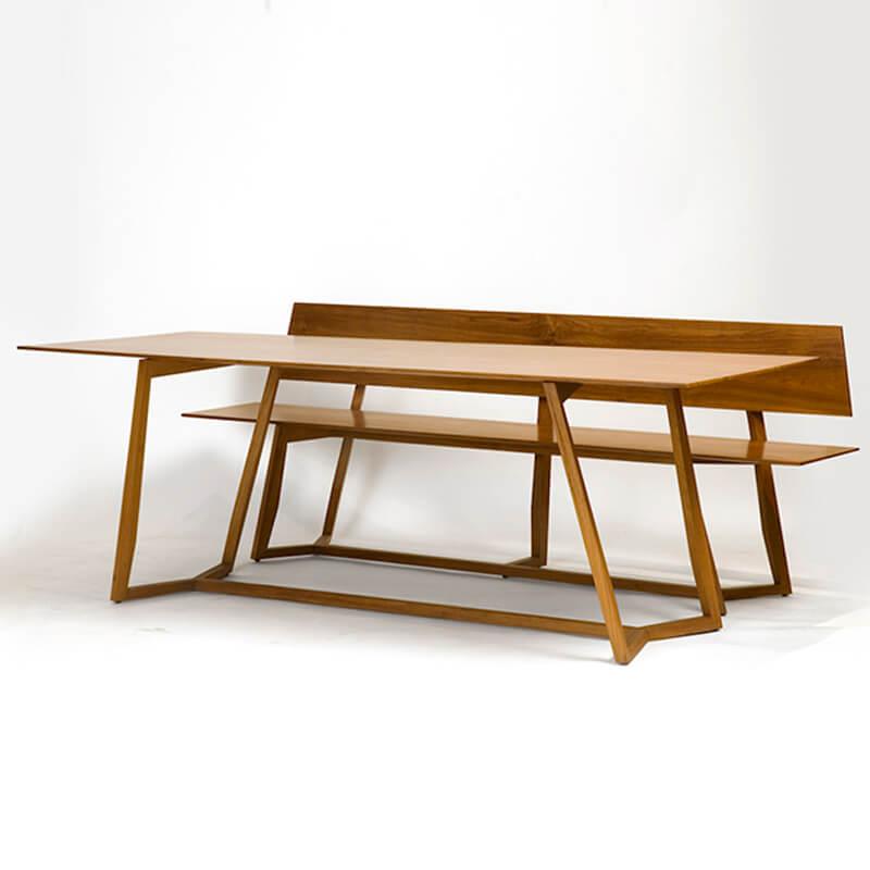 manzoku dining tables & manzuko dining benches