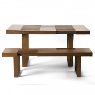 Extend Dining tables + benches