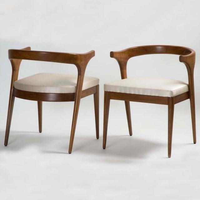 horn chair