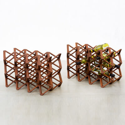paradigm wine rack