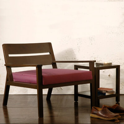 traid armchair
